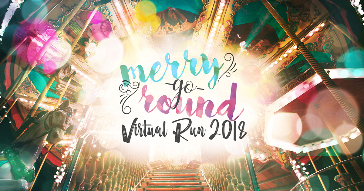 Logo of Merry-Go-Round Virtual Run 2018