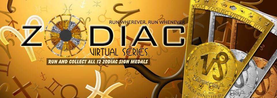 Logo of MM Zodiac Virtual Run – Taurus 2018