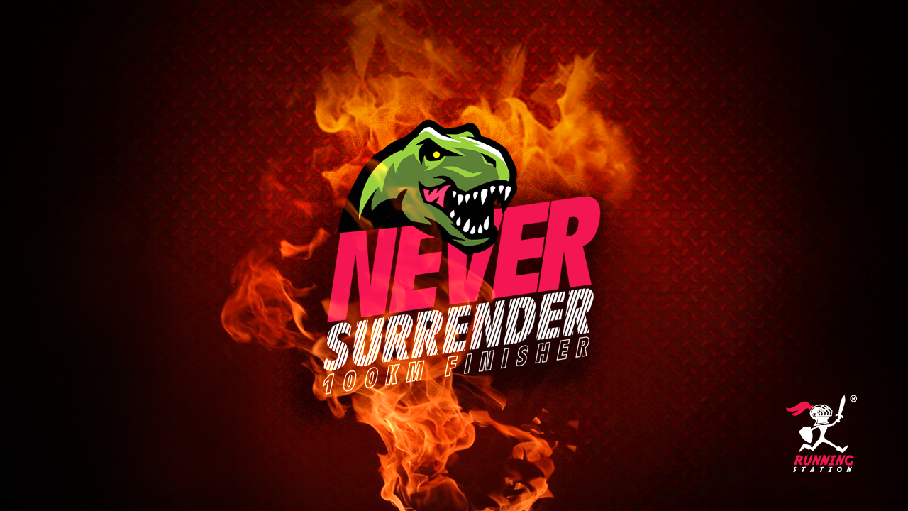 Logo of Never Surrender 2018