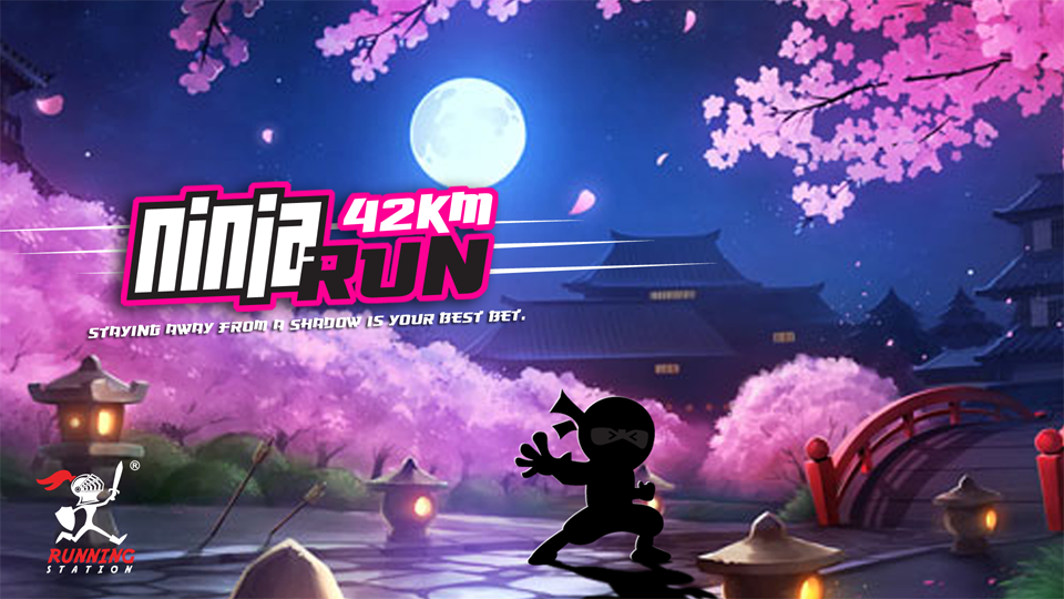 Logo of Ninja Run 2018