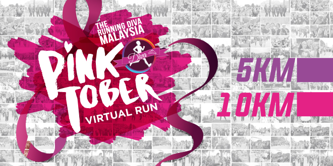 Logo of Pinktober Virtual Run 2018
