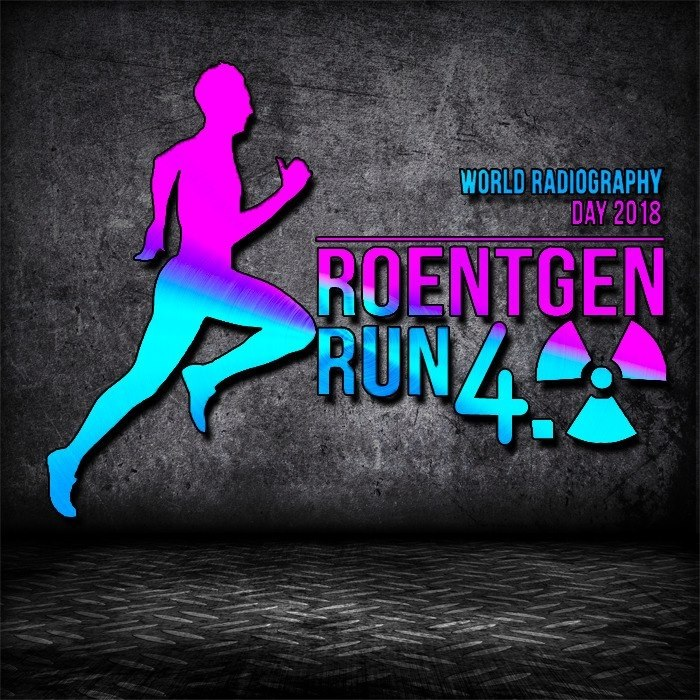 Logo of Roentgen Run 4.0 2018