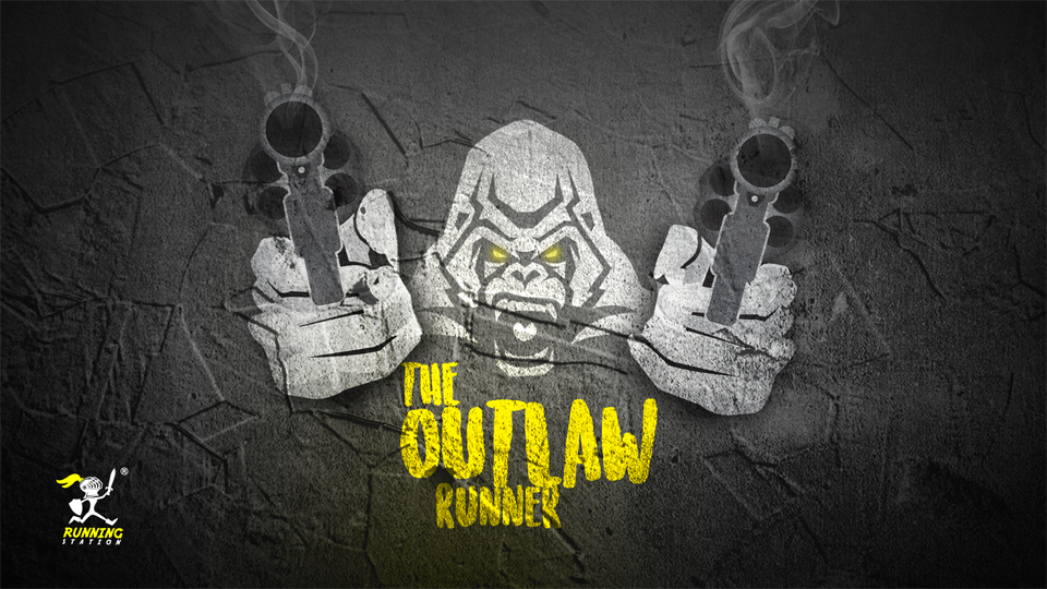 Logo of The Outlaw Runner 2018