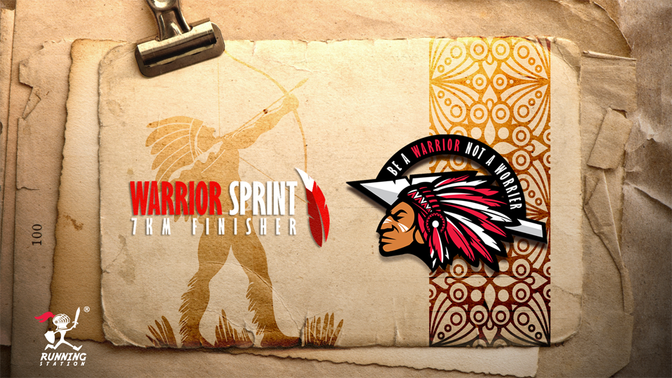 Logo of Warrior Sprint 2018