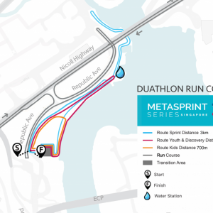MetaSprint Series Singapore 2019 – Duathlon