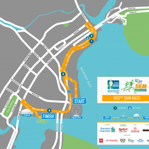 Standard Chartered Singapore Marathon 2018 (Day 2)