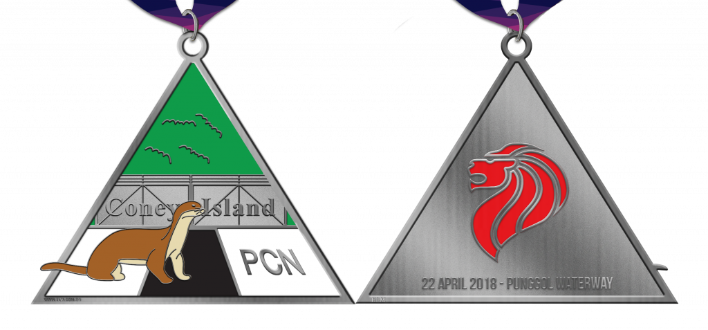 Finisher medal