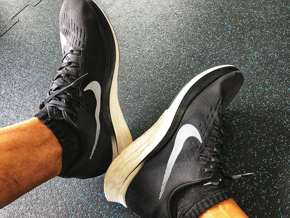 closer at coupon code good looking Gear Review: Nike Zoom Fly Flyknit | JustRunLah!
