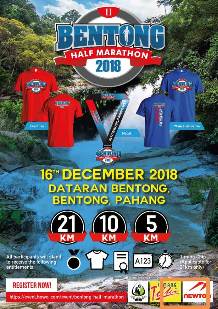 Bentong Half Marathon 2018