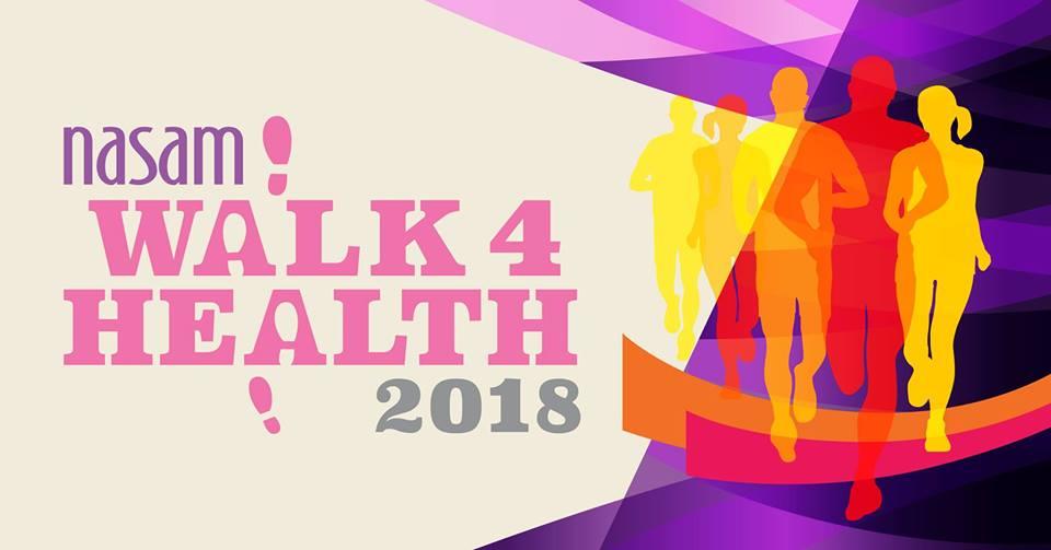 NASAM Walk 4 Health 2018