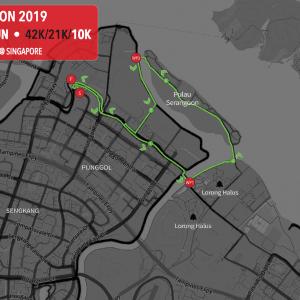 STGR Uglow Marathon @ Coney Island 2019