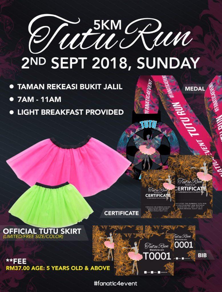Tutu Run 2018