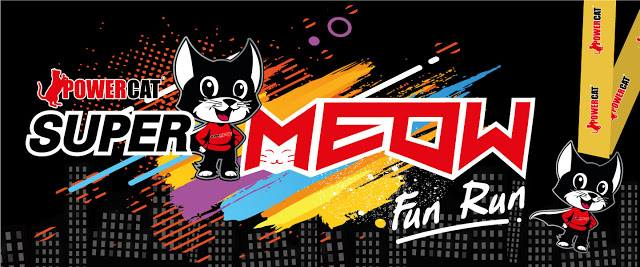 Super Meow Fun Run 2018