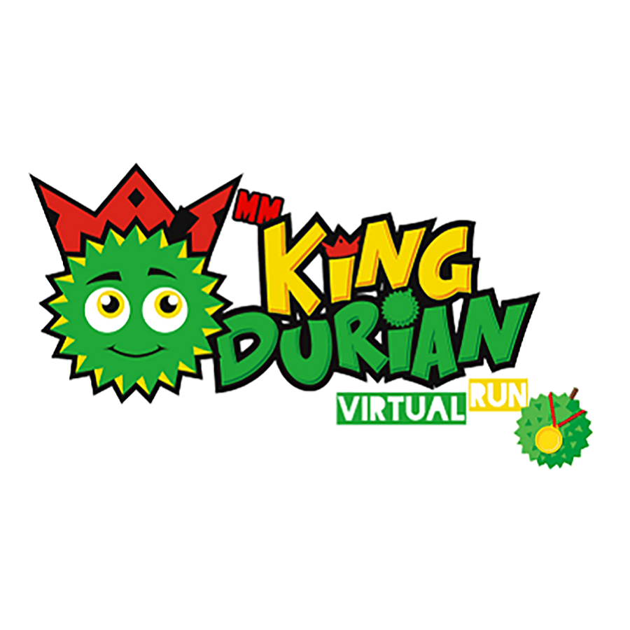 Logo of MM King Durian Virtual Run 2018