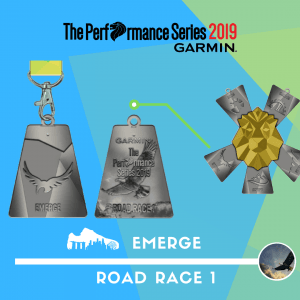 Garmin The Performance Series 2019 Road Race 1: Emerge
