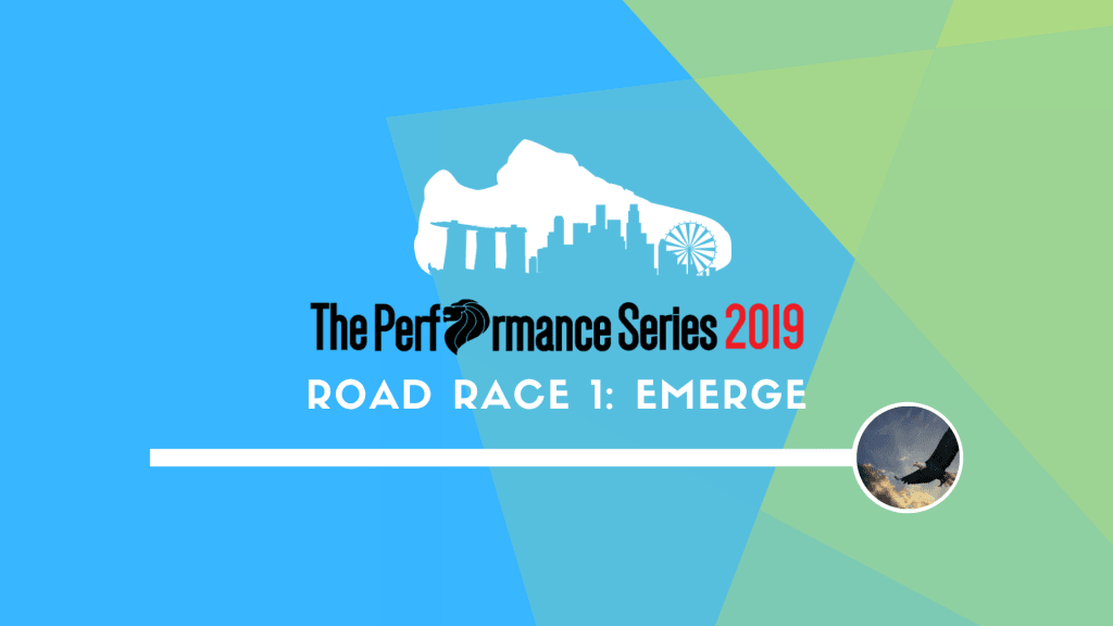 The Performance Series 2019 Road Race 1: Emerge