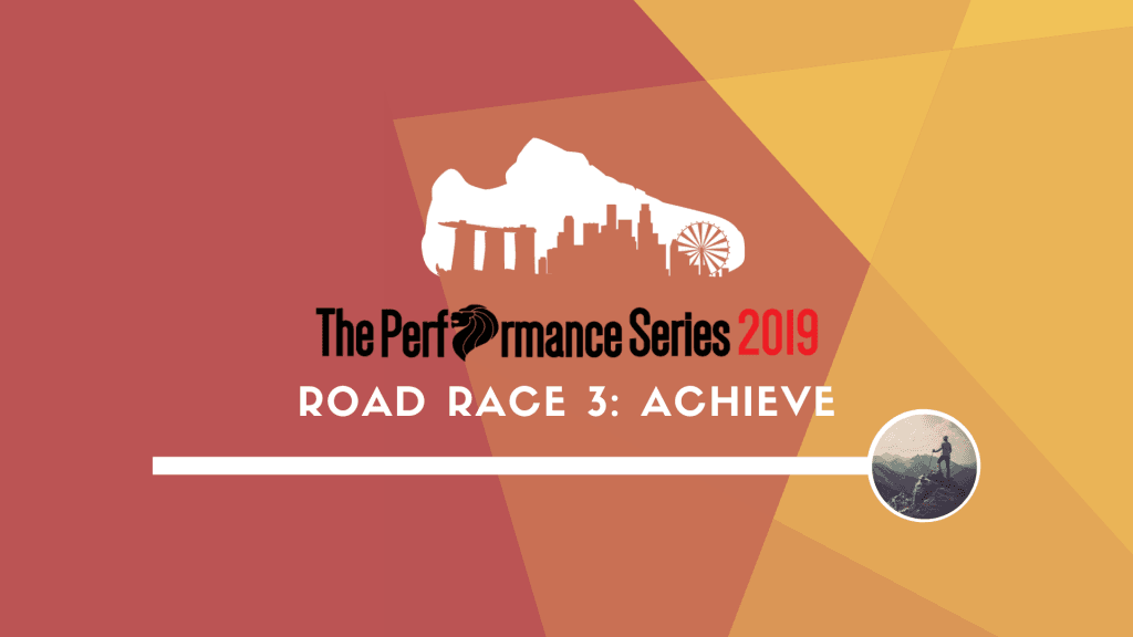 The Performance Series 2019 Road Race 3: Achieve