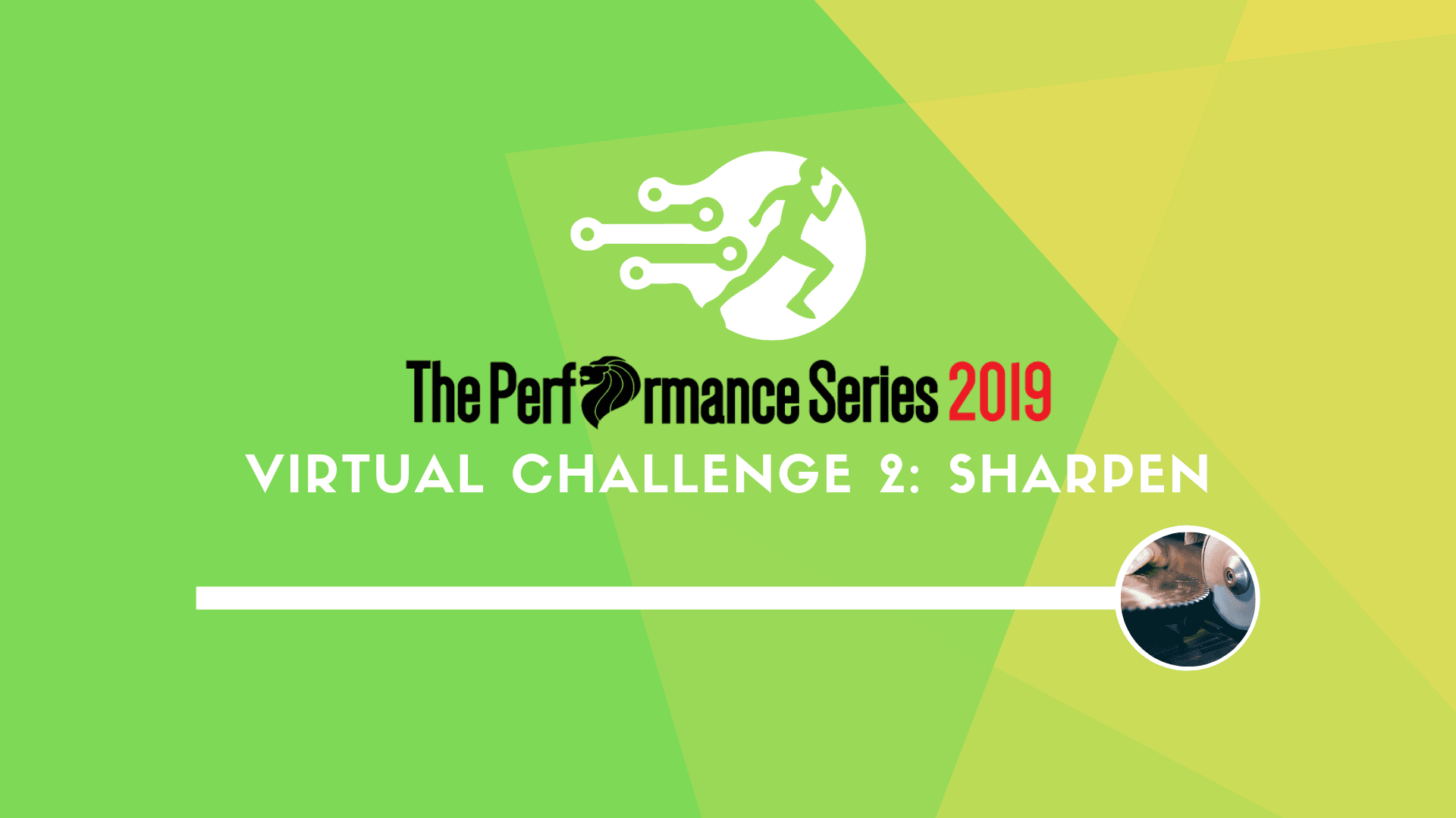 Logo of The Performance Series 2019 Virtual Challenge 2: Begin