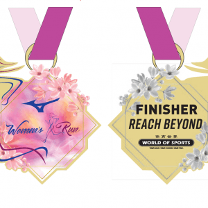 Mizuno Womens Run 2019
