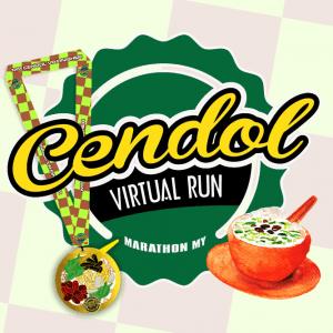 Cendol Virtual Run 2019