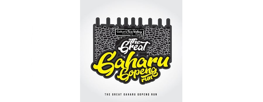 The Great Gaharu Gopeng Run (D'HOGA3GRun) 2019