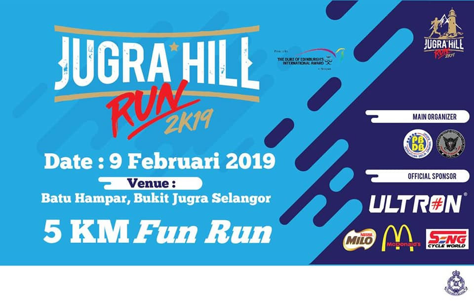 Jugra Hill Run 2019