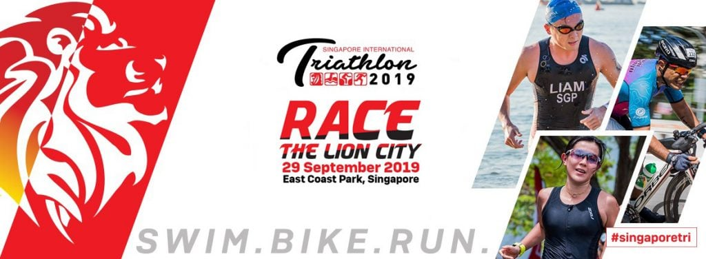 Singapore International Triathlon 2019
