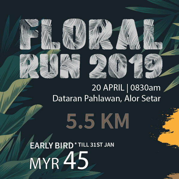 Floral Run 2019