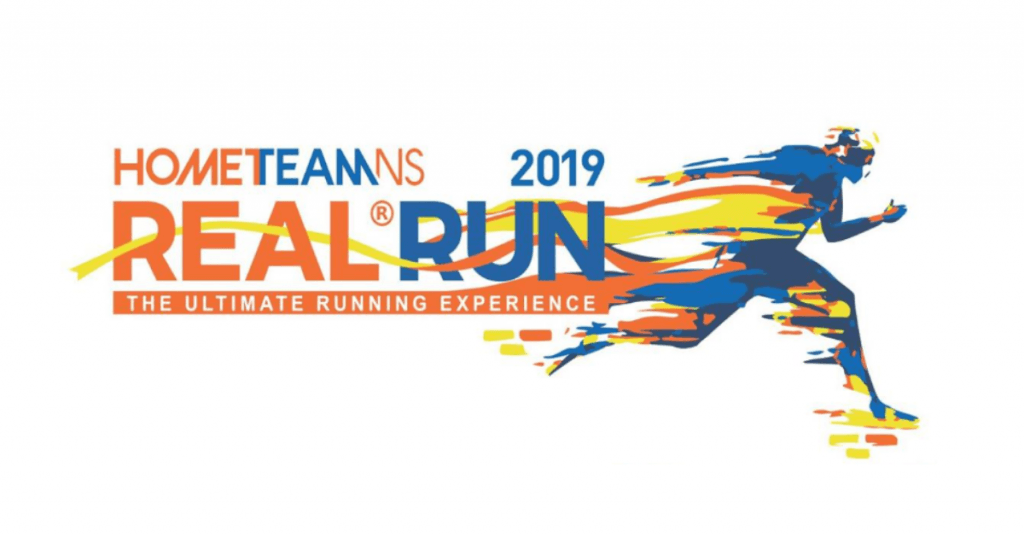 HomeTeamNS REAL® Run 2019