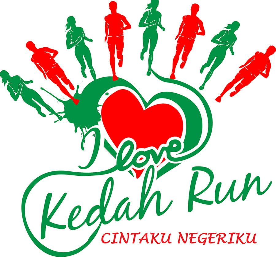 I Love Kedah Night Run 2019