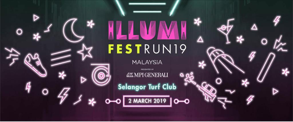 Illumi Fest Run '19 Malaysia