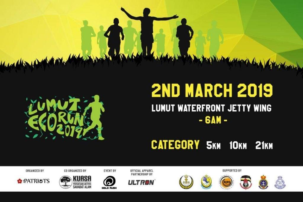 Lumut Eco Run 2019
