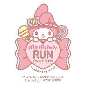 My Melody Run Singapore 2019: Sweet Rush