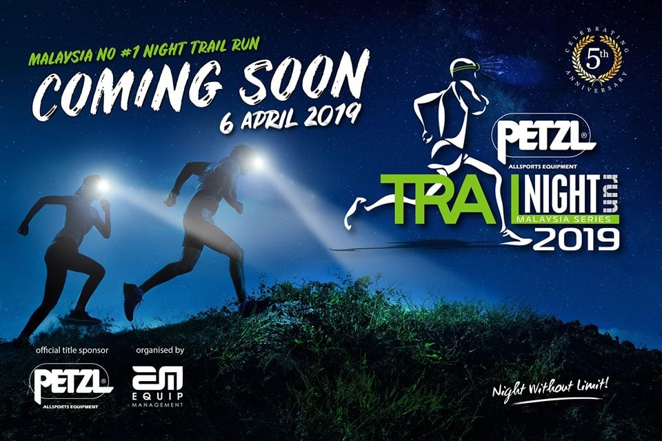 Petzl Night Trail Run 2019