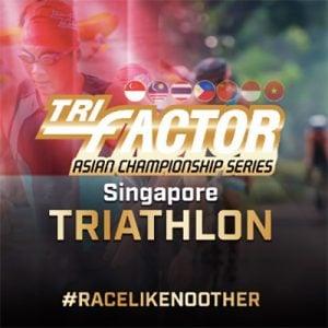TRI-Factor Triathlon – Asian Championship Leg 2019