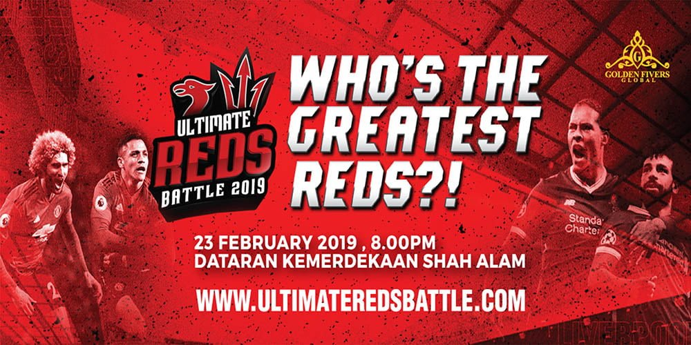 Ultimate Reds Battle 2019