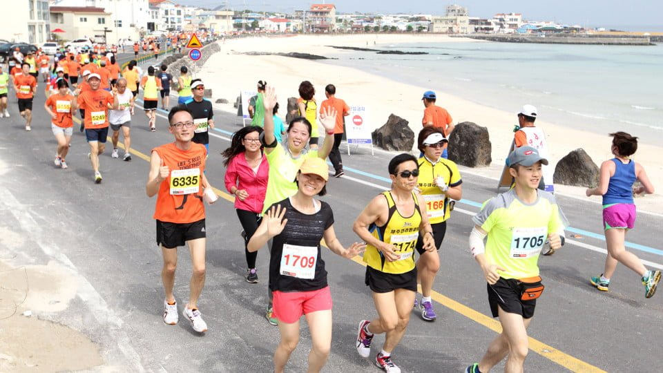 24th Jeju International Tourism Marathon Festival 2019