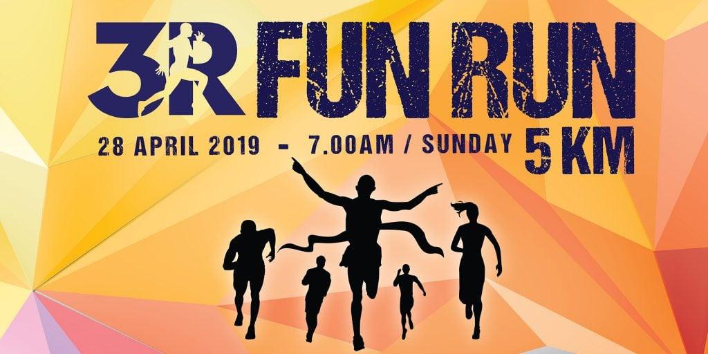 3R Fun Run 2019