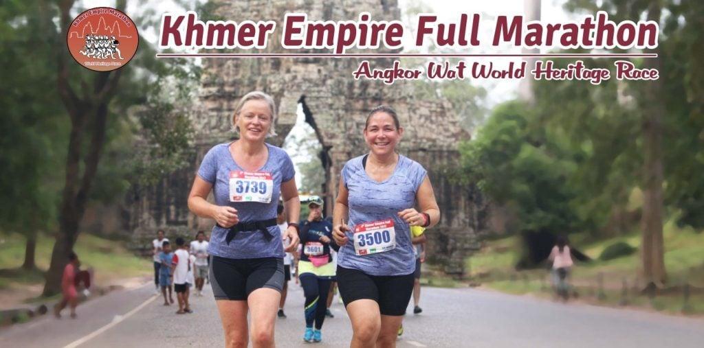 The Khmer Empire Marathon 2019
