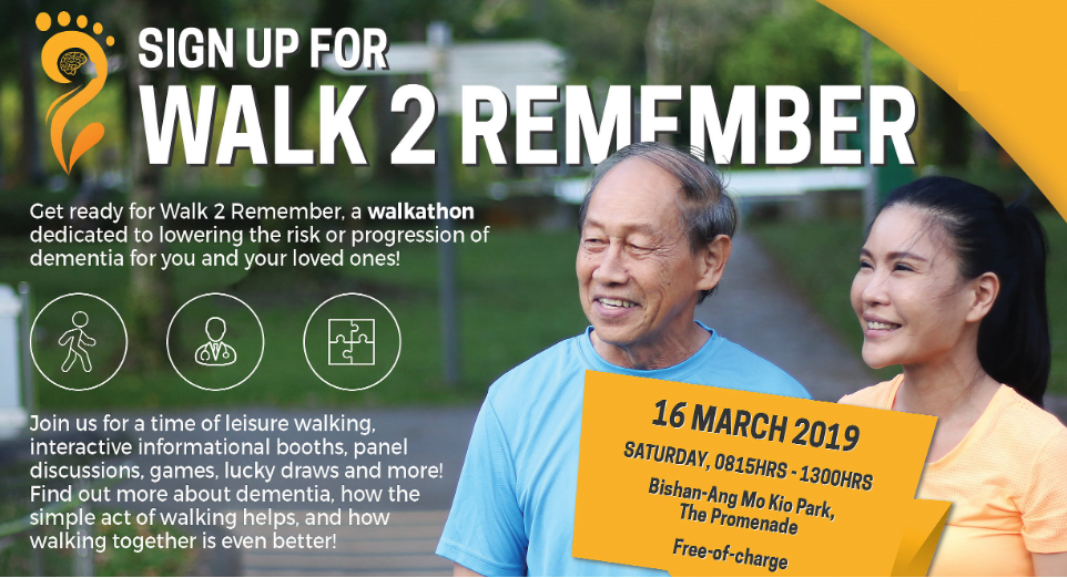Walk 2 Remember Walkathon 2019