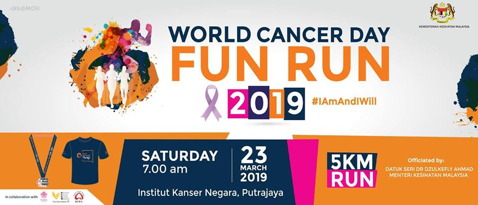 World Cancer Day Fun Run 2019