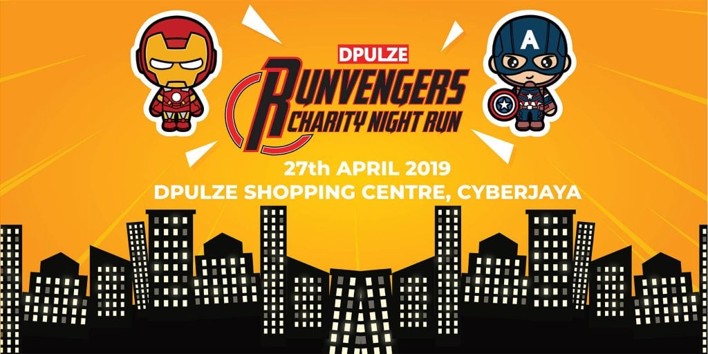 Runvengers Charity Night Run 2019