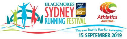 Blackmores Sydney Running Festival 2019