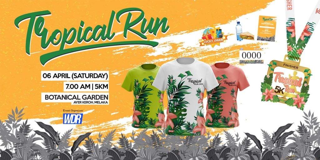Tropical Run 2019