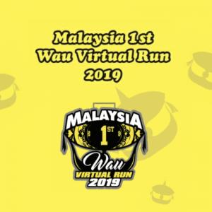 1st Malaysia Wau Virtual Run 2019