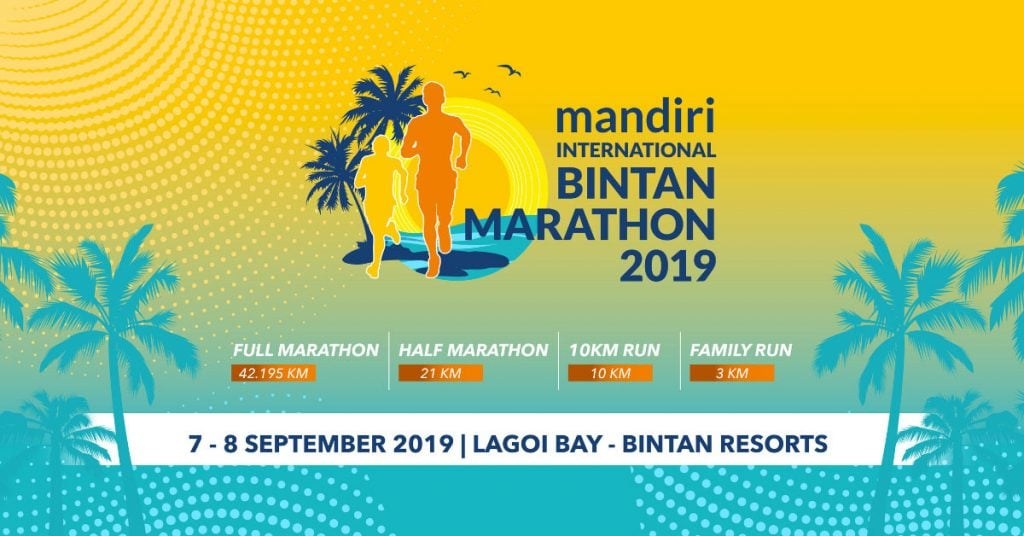 Mandiri International Bintan Marathon 2019 Day 1