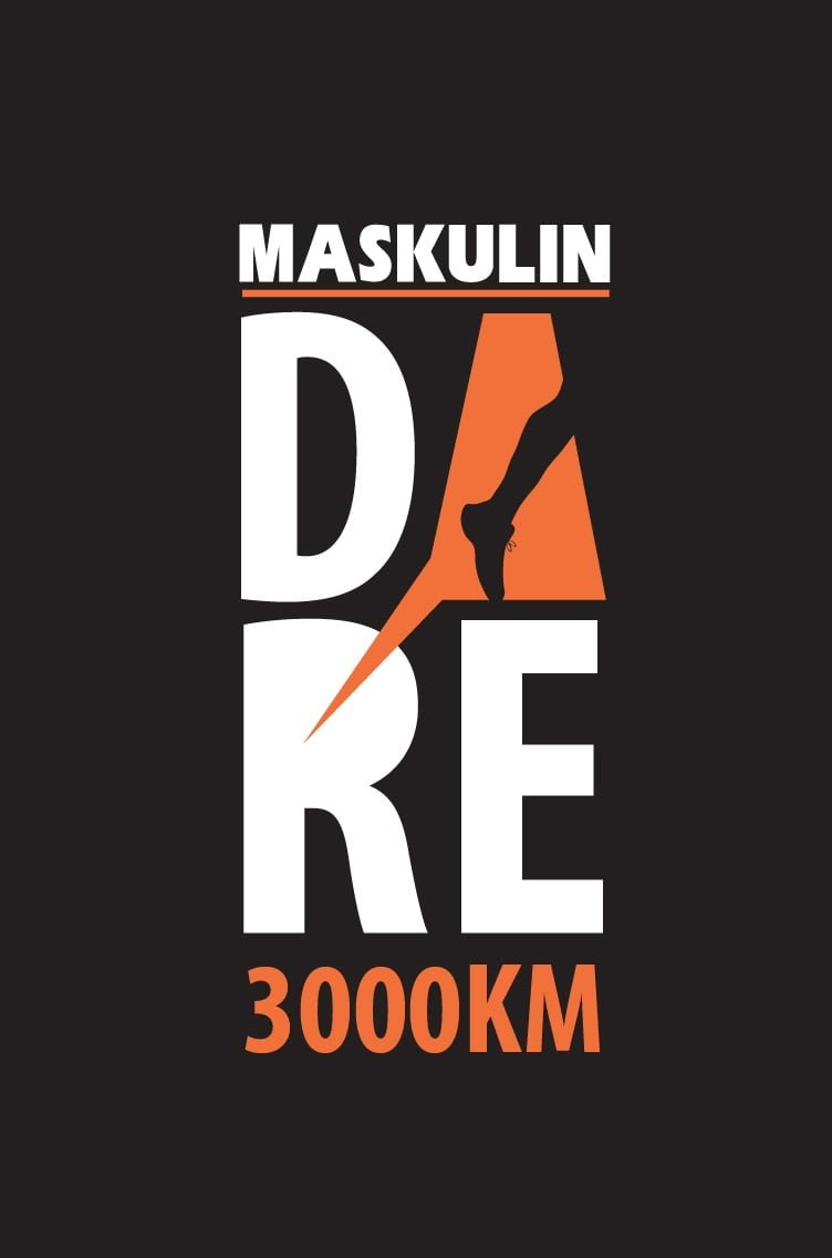 Logo of Maskulin Dare 3000KM