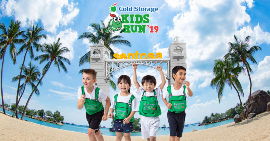 Cold Storage Kids Run 2019
