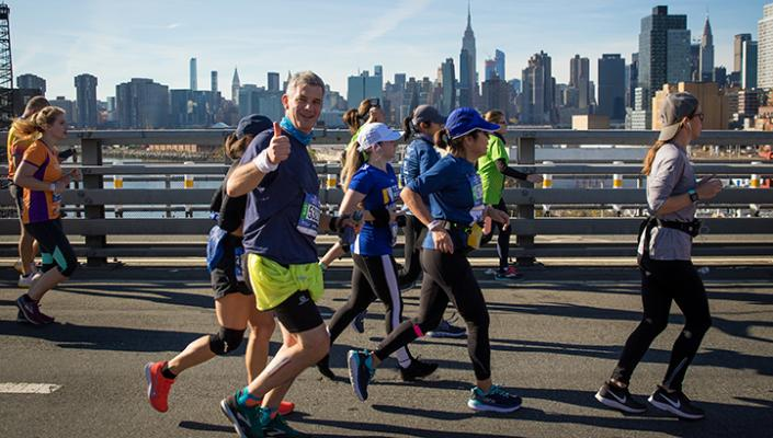 2019 TCS New York City Marathon