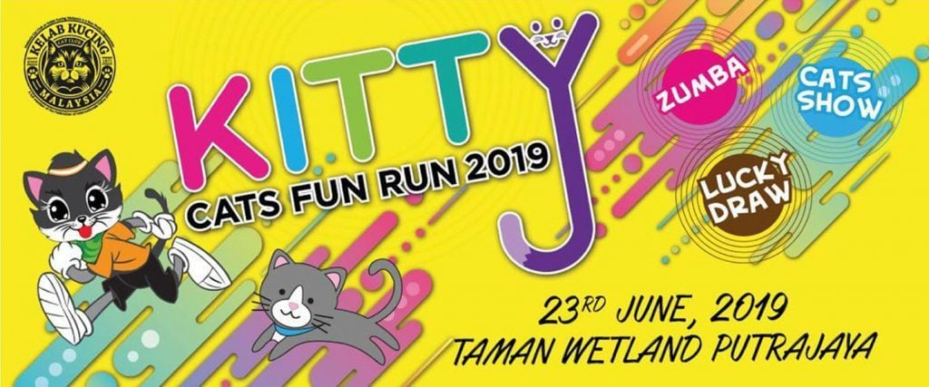Kitty Cats Fun Run 2019